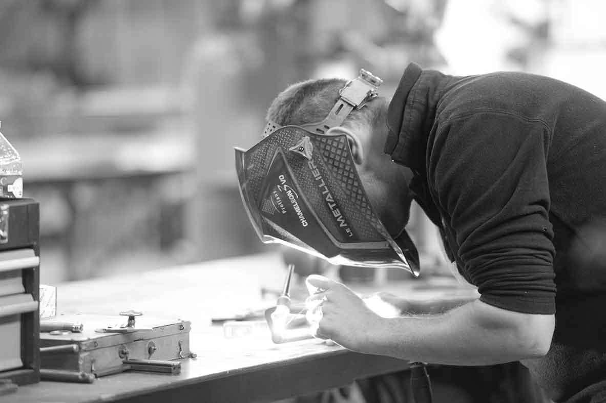 Talents ferronnerie d'art en Anjou