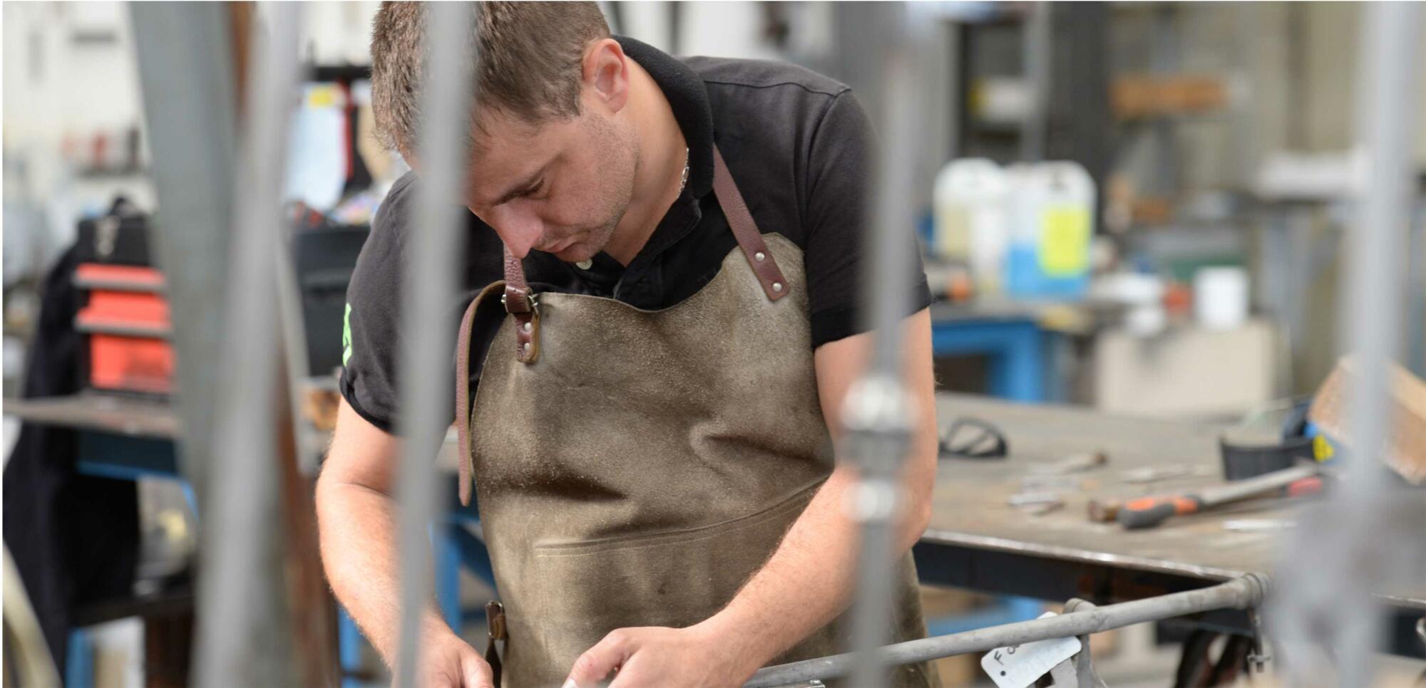 Atelier ferronnerie metallerie d'art