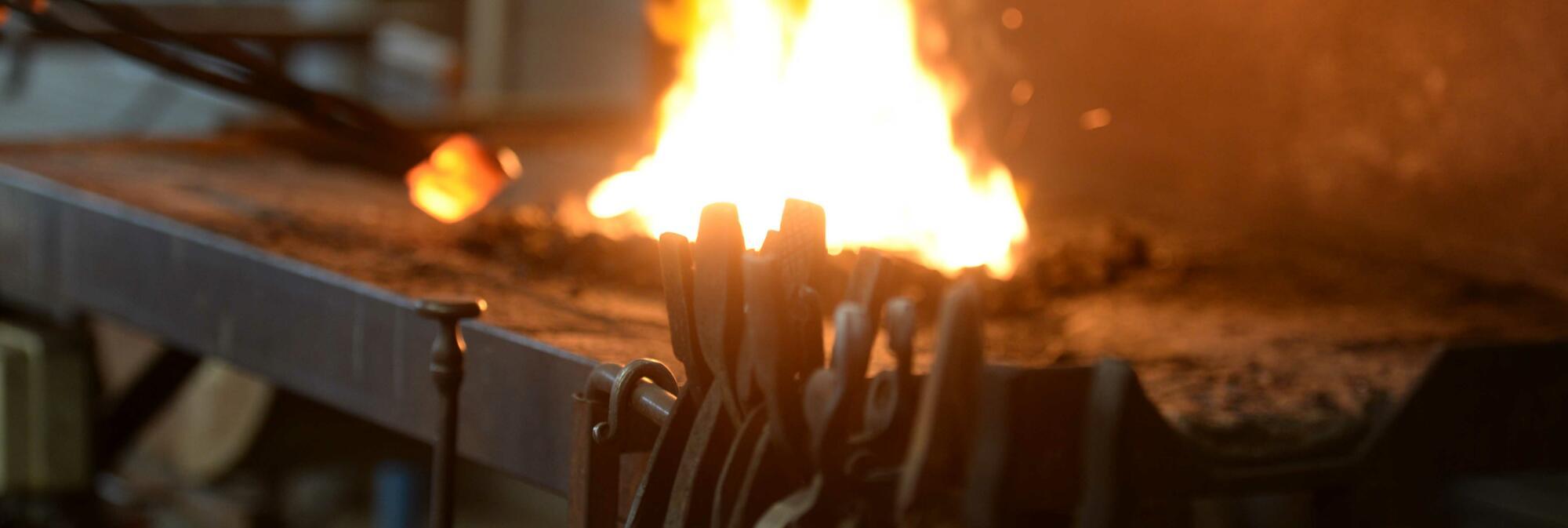 Atelier ferronnerie métallerie d'art