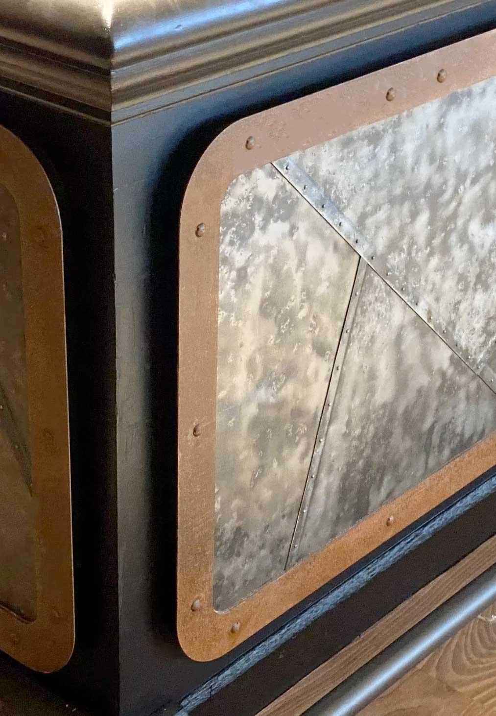 Décoration et aménagements ferronnerie metallerie d'art